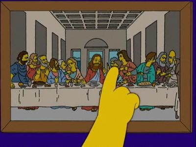Simpson Supper