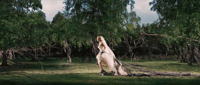 Kristen Dunst en Melancolía
