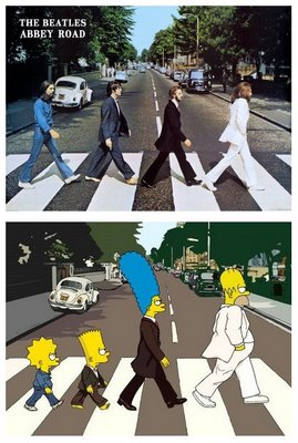 Beatles - Simpson