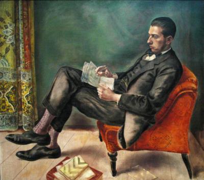 Retrato del dr. Félix Weil, de George Grosz