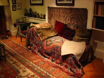 El diván de Freud