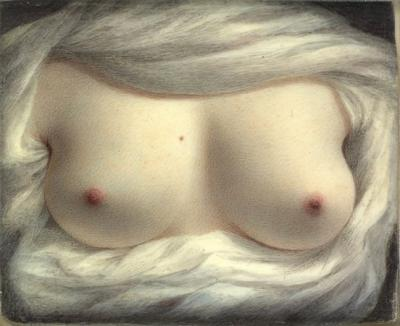 Beauty revealed, Sarah Goodridge, 1828