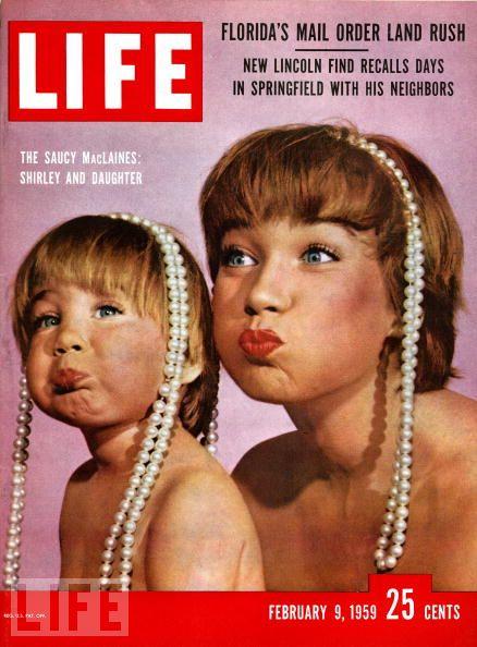 Life Shirley McLaine