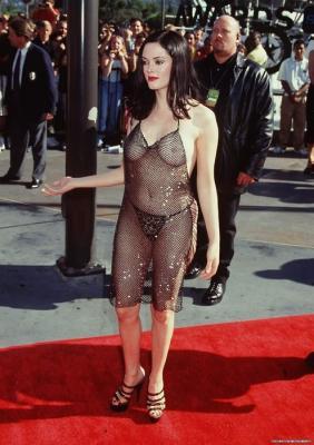 Rose McGowan 1998