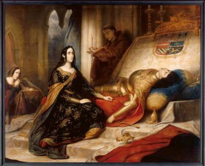 Juana la loca según Charles barón de Steube