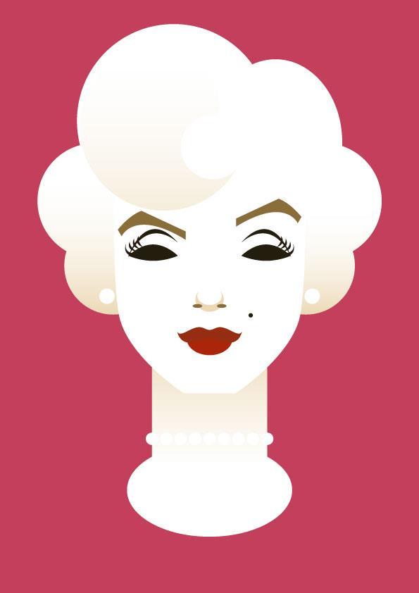 Marilyn por Chow
