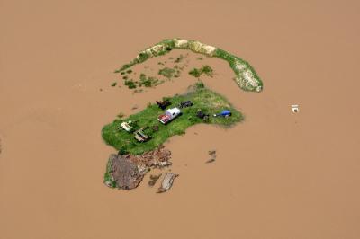 Inundaciones en Rockhampton