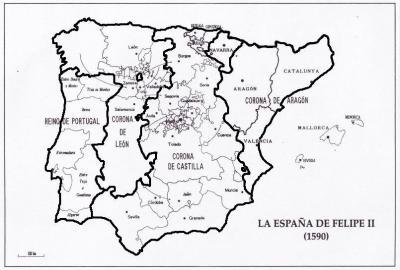 España de Felipe II