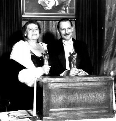 Barrymore y Dressler