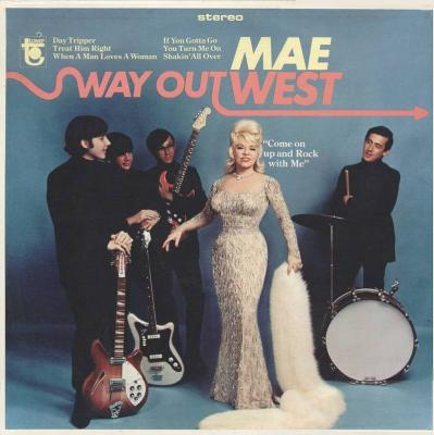 Mae West vinilo