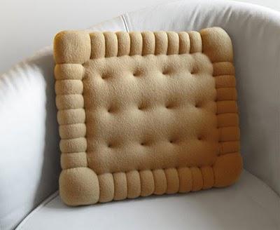 Galleta almohada