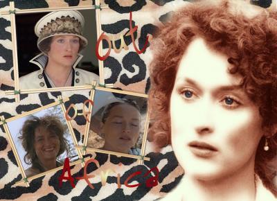 Meryl Streep en Memorias de Africa