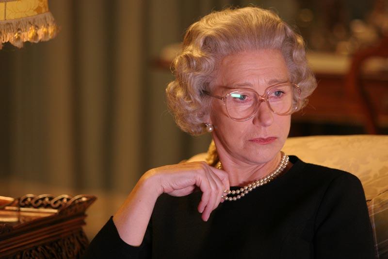 Helen Mirren, en La Reina