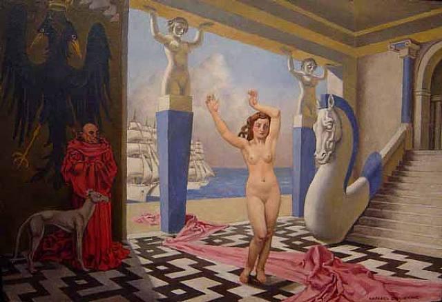 Temple de la Mer, de Raphael Delorme