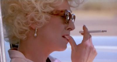 Angelica Huston en The Grifters