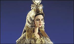 Irene Sharaff para Cleopatra