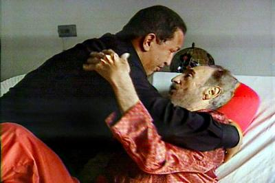 Fidel y Hugo