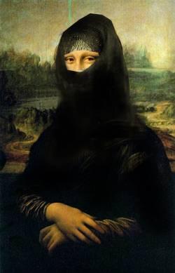 Mona Lisa árabe