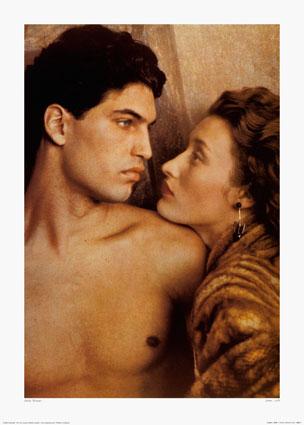 Sheila Metzner para Uomo (1988)