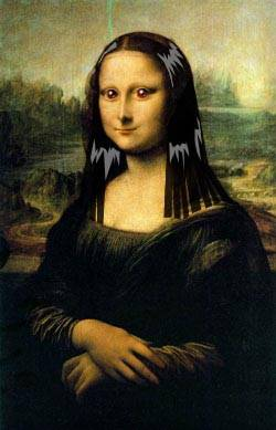 Mona Lisa Manga