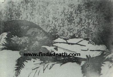 Oscar Wilde dead