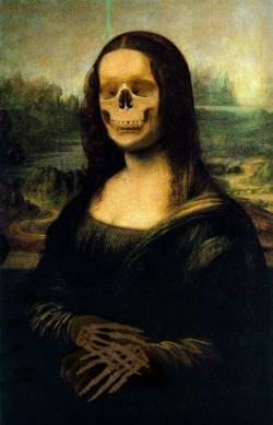 Mona Lisa verdadera sonrisa