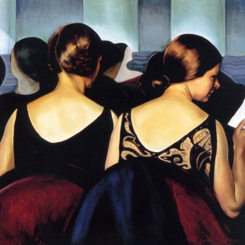 At the Theatre de Prudence Heward