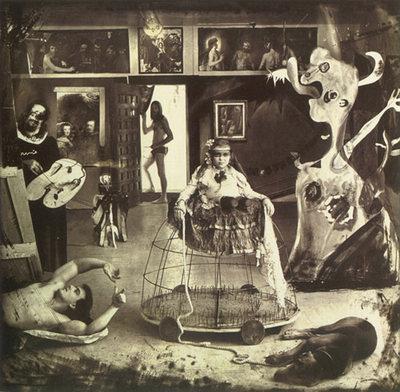 1987 Las Meninas Joel Peter Witkin