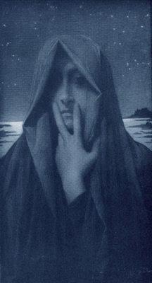 Silence de  Lucien Levy-Dhurmer