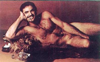 Burt Reynolds en Play Girl