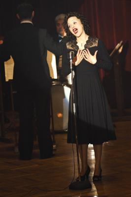 Marion Cotillard en La môme