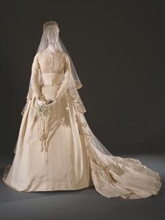 Vestido de boda de Grace Kelly