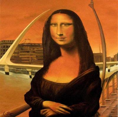Mona Lisa puente