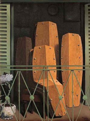 Tríptico Magritte