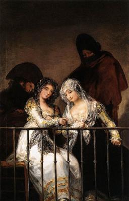 Tríptico Goya