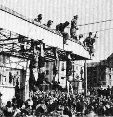 Muerte de Mussolini 3