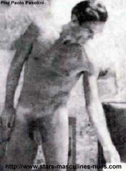 Passolini desnudo