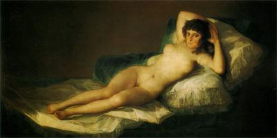 La maja desnuda 1
