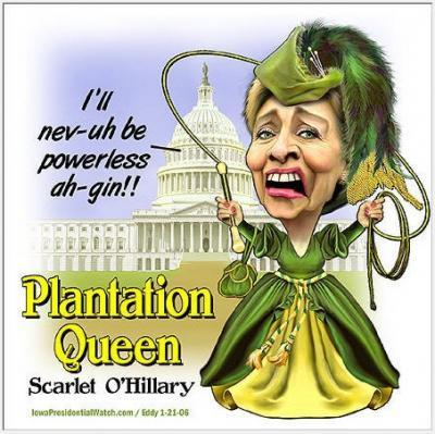 Hillary plantación sureña