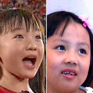 La china guapa, la china fea y cantando bajo la lluvia