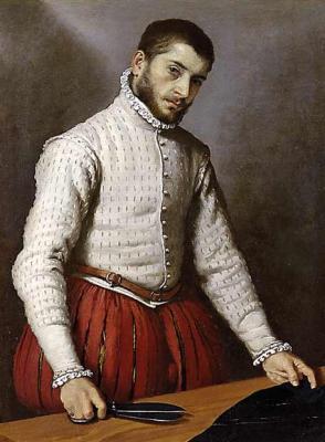 Giovanni Batista Moroni 'El sastre'