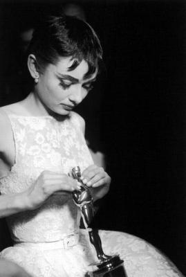 Audrey y oscar