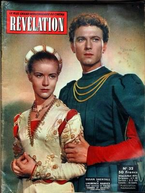 Susan Shentall en Romeo y Julieta