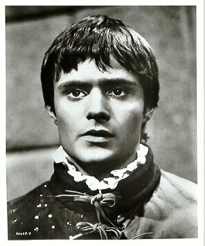 Leonard Whiting en Romeo y Julieta
