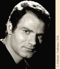 Christian Marquand, el novio de Brando