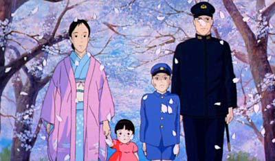 La tumba de las luciérnagas de Isao Takahata 1988