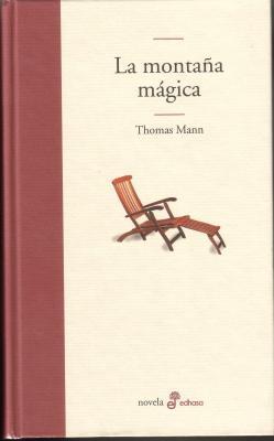 La montaña mágica de Thomas Mann
