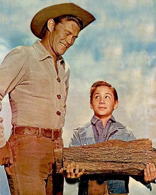 Niño y Cowboy 3