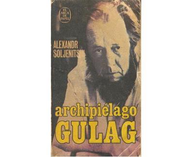 El archipielago Gulag de Alexander Solzhenitsyn