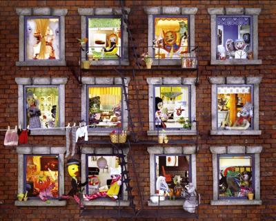 La ventana indiscreta 2